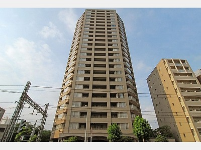 西早稲田シティタワー